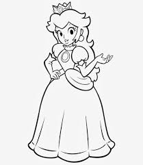 Mario Coloring Pages For Kids