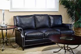 bradington young leather sofa inspired designs by furnitureland