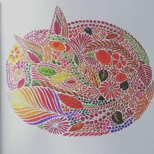 Colouring Times Milliemarotta Fox Colour Adultcolouring AnimalColouringColoring BooksAnimal KingdomAmazing