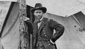 General Grant At His Headquarters In Cold Harbor Va June 1864 Library Of Congress