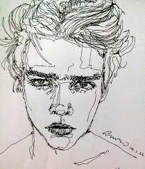 Art Drawings Best 25 Line Drawing Ideas