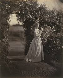 Drawn From Tennysons Poem The Gardeners Daughter 1842 This Photograph Illustrates Title Character Rose Narrator An Artist Falls In Love
