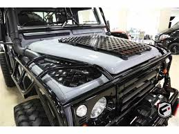 1984 Land Rover Defender 110 High Capacity Pickup Truck For Sale ... 1987 Land Rover Defender 110 Firetruck Olivers Classics Used Car Costa Rica 2012 130 Wikipedia Working Fitted With A High Pssure Pump In 2015 Vs 2017 Discovery Nardo Grey Urban Truck Pinterest Rovers This Corvette Powered Pickup Is What Dreams 2013 Image 137 High Capacity 2007 Wallpapers 2048x1536 Shows Off Their Modified Lineup By Trucktuningcult Ultimate Edition