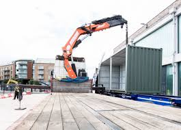 100 Converted Containers Shipping Containers Lift Bristols Burgeoning Food Scene