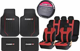 100 Elite Truck Seats 14PC Case IH International Harvester All Weather Front Rear Floor