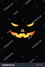 Free Halloween Ecards Scary by Scary Face Halloween Pumpkin Vector Stock Vector 112594904