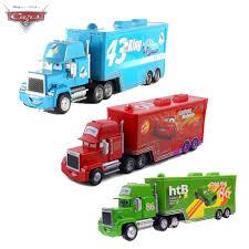 Disney Pixar Cars Mack Truck Hauler