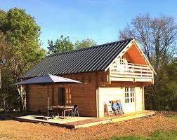 chalet maison en kit chalet bois en kit mareva 96m