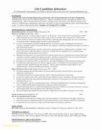 Refrigeration Mechanic Resume Sample Unique Hvac Job Description New 50 Luxury Format For