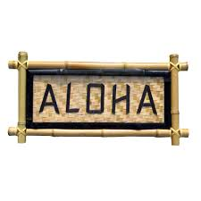 Backyard X-Scapes 24 In. X 12 In. Aloha Bamboo Sign-HDD-BAMA ... Shop Backyard Xscapes 96in W X 72in H Natural Bamboo Outdoor Backyards Stupendous 25 Best Ideas About Fencing On Escapes American Design And Of Backyard Scapes Roselawnlutheran Interior Capvating Roll Photos How Use Scapes 175 In 6 Ft Slats Landscaping Xscapes Online Outstanding Xscapes Rolled Create Your Great Escape With Backyardxscapes Twitter X Coupon Home Decoration