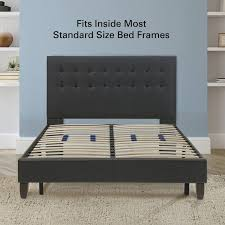 table knockout bed frames mattress with two different firmness