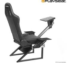 Playseat Office Chair White by Playseat Air Force Gaming Chair Black Deals Pc World