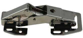 Installing Non Mortise Cabinet Hinges by Easy On Invisible Spring Hinge Inset Or Overlay