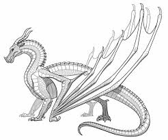 Winsome Design Coloring Pages Of Dragons Dragon Printable Httpprocoloringdragon