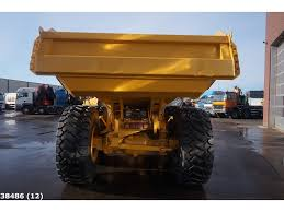 Buy 2014 Caterpillar 725C 6x6 Retarder Articulated Truck Diesel At ...
