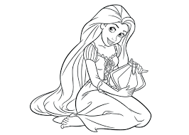 Princess Sofia Coloring Pages Pdf Sheets Ariel Games Printable Kids Colouring Full Size