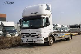 100 Truck Sleeper Cab MercedesBenz Atego With Aero Light Sleeper Cab Lamar