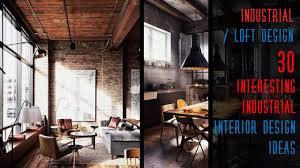 100 Interior Loft Design 30 Interesting Industrial Ideas
