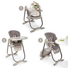 chicco chaise haute evolutive polly magic cocoa cocoa achat
