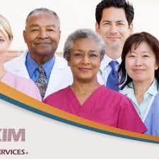 Maxim Healthcare Services Home Health Care 6475 Christie Ave