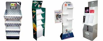 Advertisement Products Merchandise Portable Product Display