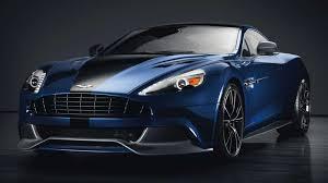 100 Daniel 13 Craigs Aston Martin Vanquish On Display Outside