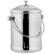 poubelle compost pour cuisine composteur de cuisine et de balcon