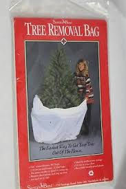 Santas Best Tree Removal Bag 90 Tall New In Package