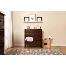 Davinci Kalani Combo Dresser Ebony by Davinci Jayden 4 Drawer Dresser Choose Your Finish Walmart Com