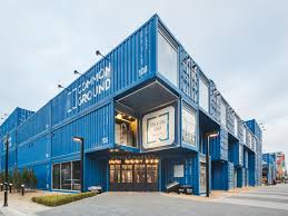 100 Shipping Containers Buildings Urbantainer Breaks Down The Negative Stereotypes Of Modular Building