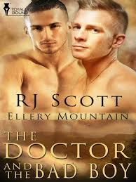 The Doctor And Bad Boy Ellery Mountain Series Book 4