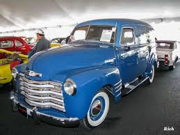 100 1948 Chevy Panel Truck 1949 Chevrolet Deluxe Panel Truck At Spikes Reunion 2010 Portland