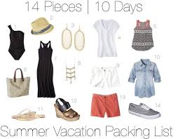 Summer Vacation Outfits Best 25 Ideas On Pinterest