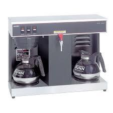 Bunn VLPF Automatic Coffee Brewer W 2 Lower Warmer 38 Gal Hr 120v 074000005