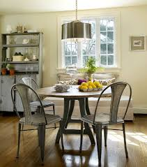 dinning rooms shabby chic dining room with rustic dining table