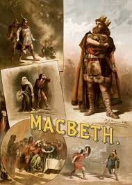 Depicted Anti Clockwise From Top Left Are Macbeth And Banquo Meet The Witches Just After Murder Of