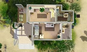 amusing sims 3 small house plans photos best inspiration home