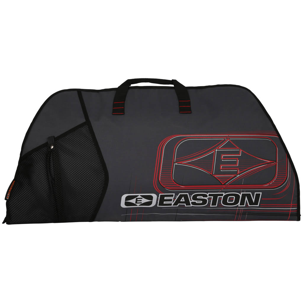 Easton Micro Flatline Bow Case - Grey/Red