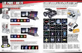 ORACLE LED Light Pods