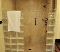 walk in shower sizes doorless enclosures designs for small