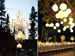 Outdoor Wedding Reception Lighting Ideas 3 Ways To Your Indoor