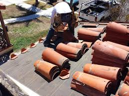 clay tile and torch roofing system in san diego 92123