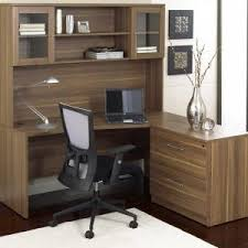 Bestar L Shaped Desk by Bedroom Beautiful Office And Bed Design With Bestar Furniture