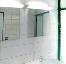 bad und spiegelleuchte spn weiß mit schalter und steckdose