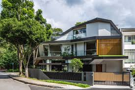 100 Terrace House In Singapore S Trevose Is A Multigenerational Home