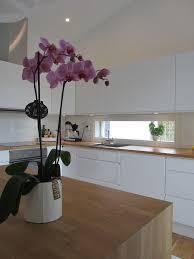 cuisine moderne bois chêne moderne küche küche hochglanz