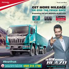 100 Mahindra Trucks TruckAndBus On Twitter S FuelSmart Switches Let
