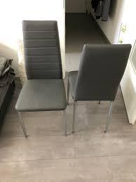 2 esszimmerstühle