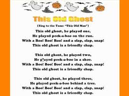 Poems About Halloween For Kindergarten by Halloween Poems For Preschoolers Kindergarten And Kids