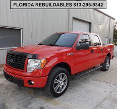 100 Rebuildable Trucks EBay 2014 Ford F150 SuperCrew STX Sport 4x4 Truck 50L V8 59594